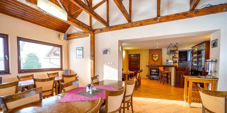 Silvester v Penzióne Troika: komfortné ubytovanie, raňajky a sauna