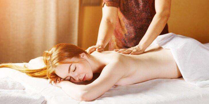 Doprajte si relax na tradičnej či olejovej thajskej masáži v Yaya Thai