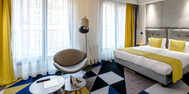 Komfortné apartmány v centre Krakova: pobyt s raňajkami a vstupom do saunária