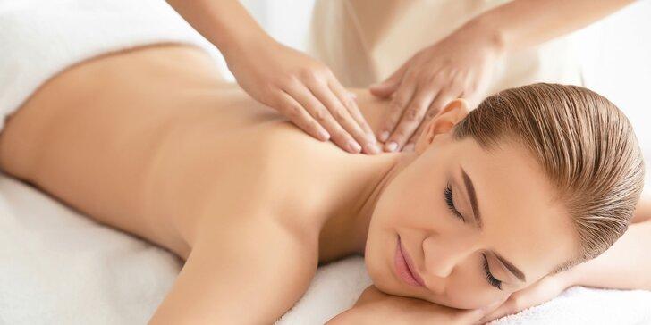 Klasická celotelová masáž, lymfodrenáž alebo francúzska žilová masáž