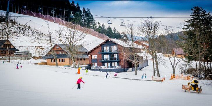 Dovolenka v horskom prostredí v moderných apartmánoch vo Valčianskej doline s množstvom športovísk a atrakcií pre všetkých