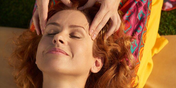 Rýchle odstránenie bolesti hlavy: Online kurz špeciálnej tlakovej masáže