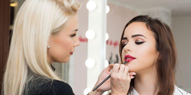 Miniškola sebalíčenia - naučte sa triky pre váš typ tváre!