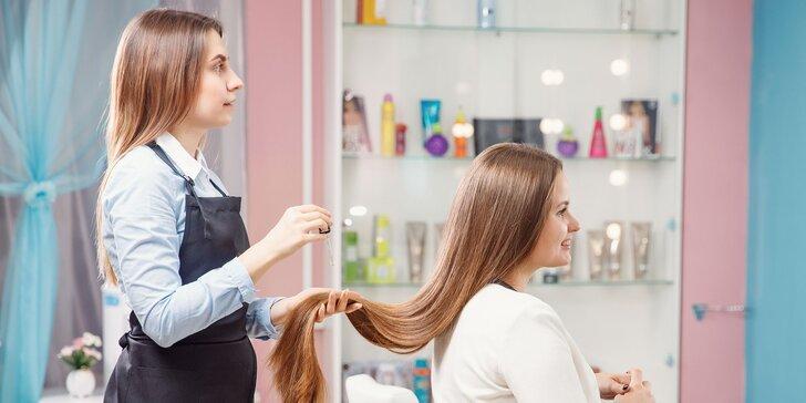 Keratínová kúra pre vyhladenie vlasov či 40 € darčekový poukaz