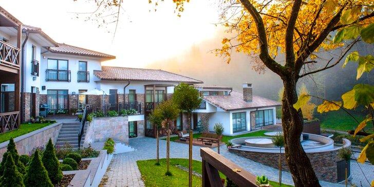 Exkluzívny pobyt na Orave pre najnáročnejších s privátnou jacuzzi na terase a neobmedzeným welllness