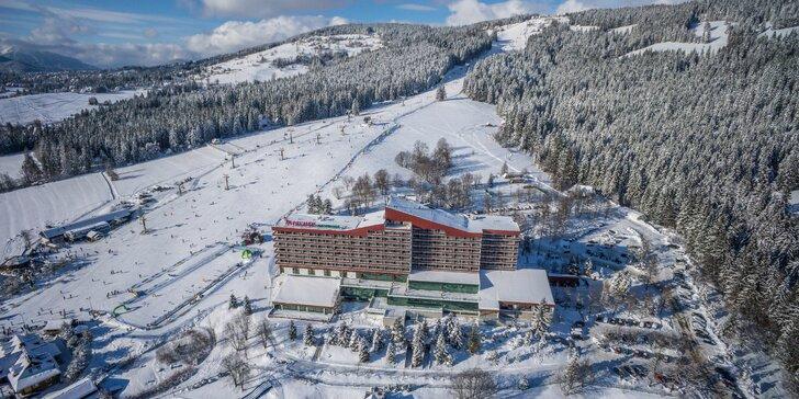 Skvelý relax v poľských Tatrách v legendárnom hoteli Mercure Kasprowy***