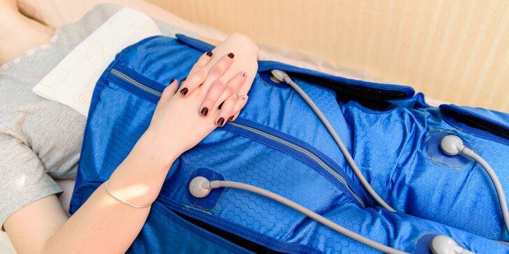 Lymfodrenáž nôh, brucha a celého tela dokonca aj výhodné permanentky