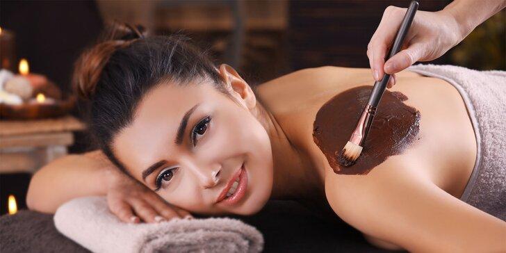 Masáže od profesionálnej masérky: klasická, relaxačná alebo čokoládová