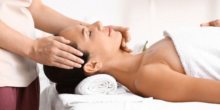 Balneoterapia s masážou a kozmetické procedúry v salóne Alster