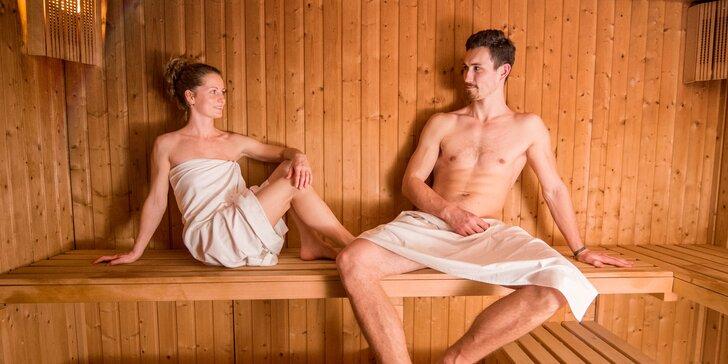 Romantika pre vás: privátny wellness a masáž pre 2 osoby