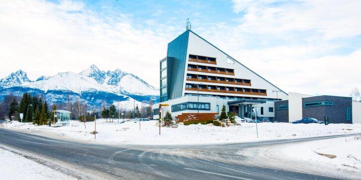 Aktívna dovolenka v hoteli HORIZONT Resort**** vo Vysokých Tatrách