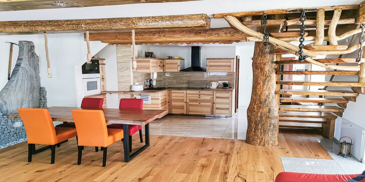 Ubytovanie v štýlovo zariadených apartmánoch vo Vysokých Tatrách