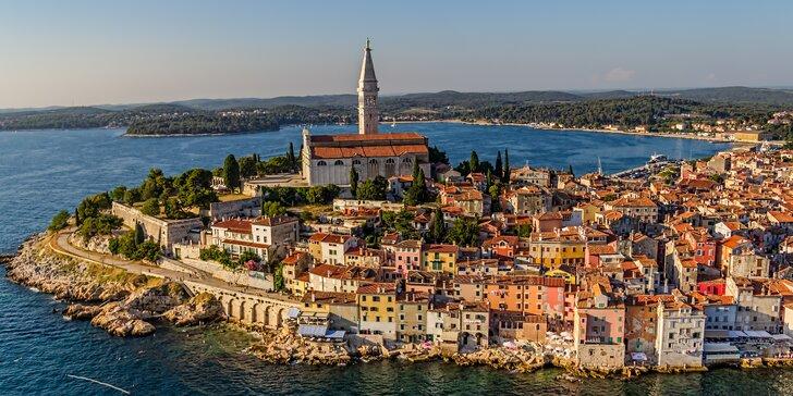 Dovolenka v chorvátskej Istrii: vybavené apartmány až pre 4 osoby, termíny do konca októbra
