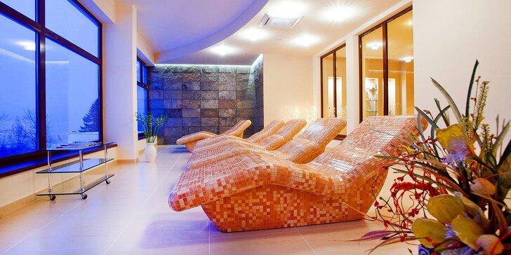 Priam nebeský relax s neobmedzeným wellness pod najvyššími vrcholkami Krkonôš