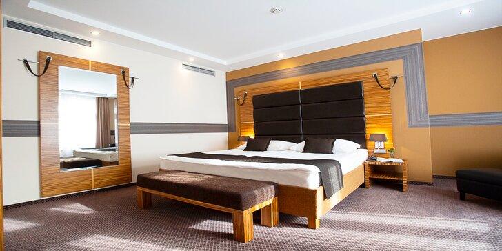 Pobyt v krásnom Art Hotel William**** v historickom centre a srdci Bratislavy