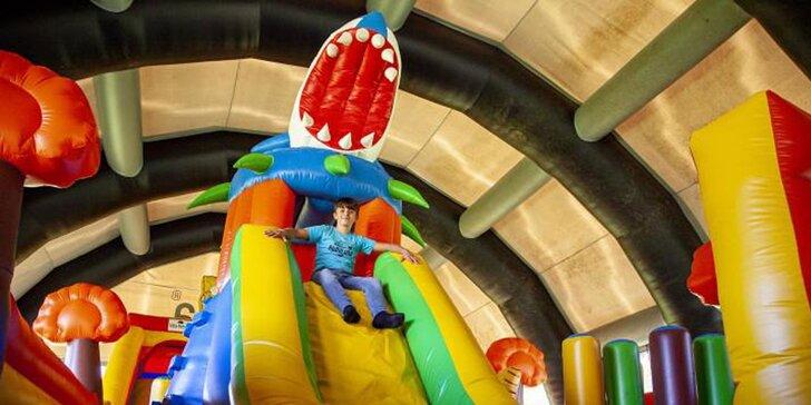 Nekonečná zábava v Babylande pre celú rodinu: 1 vstup alebo permanentka