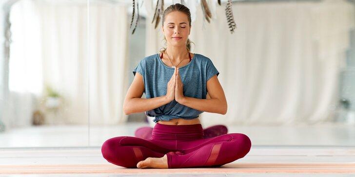 Online kurz Joga pre sebalásku alebo Pretancuj sa k fit postave
