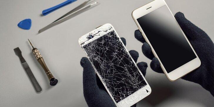Výmena samostatného predného skla pre Samsung