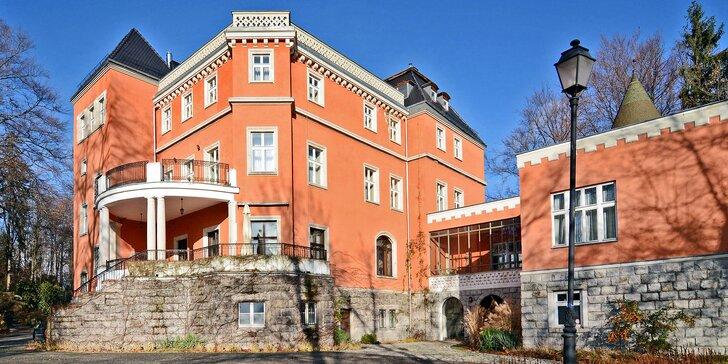 Rozprávkový relax: wellness pobyt na poľskom zámku Paulinum v Jelenej Hore