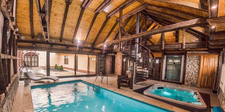 Zimné relaxačné balíčky vo Wellness Masvital: masáže, zábaly i sauna