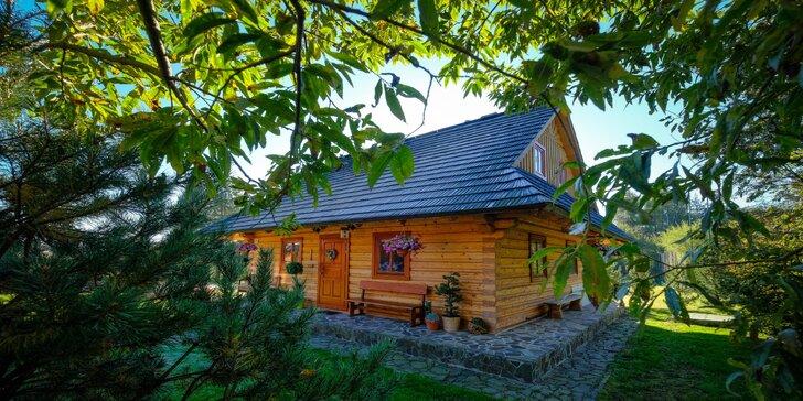 Rozprávkový pobyt v srdci Vysokých Tatier: nádherná príroda, areál s ihriskami a grilom
