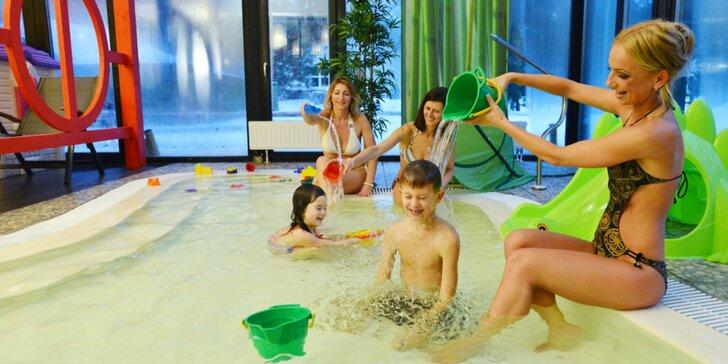 Pobyt v prvom maďarskom 4* detskom all inclusive hoteli s neobmedzeným vstupom do ZEN SPA