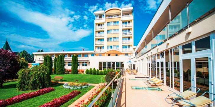 Relaxačné pobyty s wellness, bazénom, masážou a saunou v Dudinciach v Hoteli Prameň***