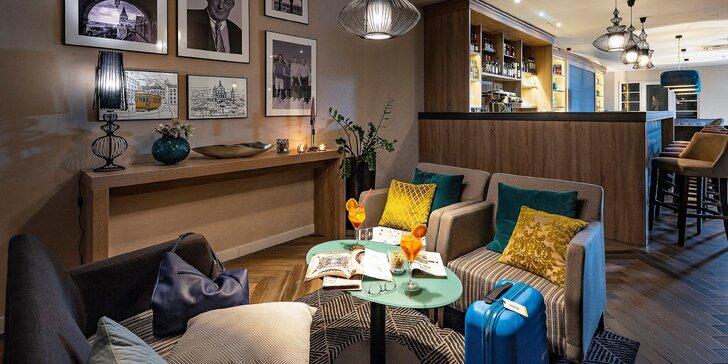 Elegantný a moderný pobyt v Lifestyle Hotel**** v centre Budapešti