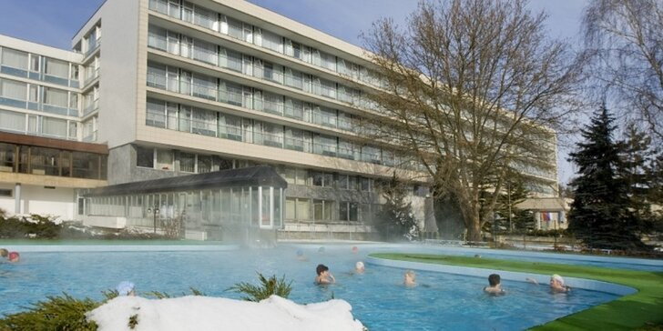 Kúpeľný pobyt ALL INCLUSIVE v Splendid Ensana Health Spa Hotel***