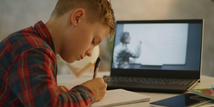 Online kurzy programovania a matematiky pre žiakov ZŠ