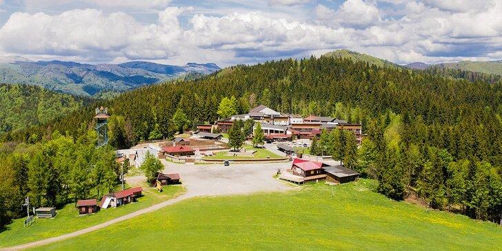 Skvelý pobyt s wellness v obľúbenom horskom hoteli Šachtička***