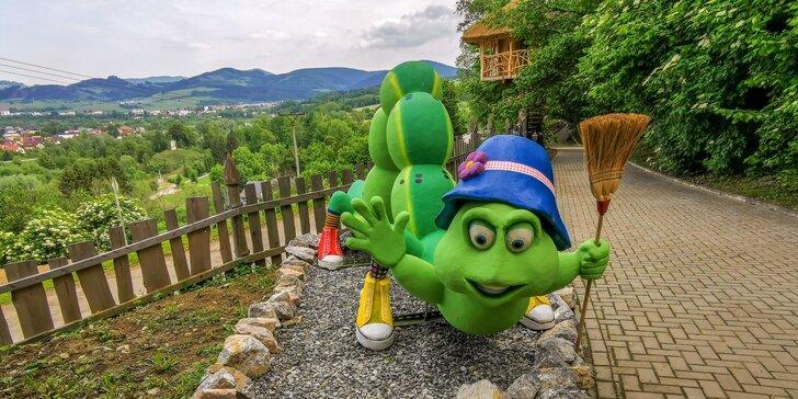 Čarovný rozprávkový les - zážitok pre celú rodinu aj v tomto období!