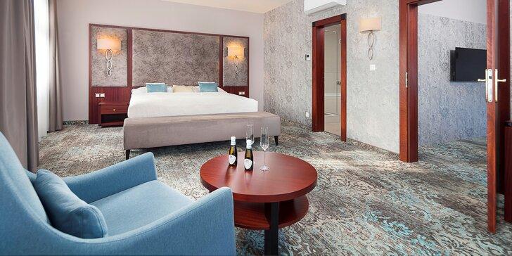 Pobyt s platnosťou na celý rok v novozrekonštruovanom Hoteli Kultúra**** aj s možnosťou wellness
