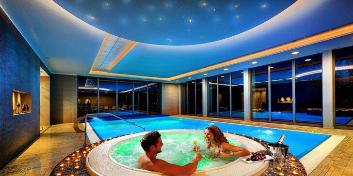 Luxusný Hotel PARK**** s neobmedzeným wellness, zážitkovou gastronómiou a 30% zľavou na skipas do SKI PARKu Kubínska hoľa
