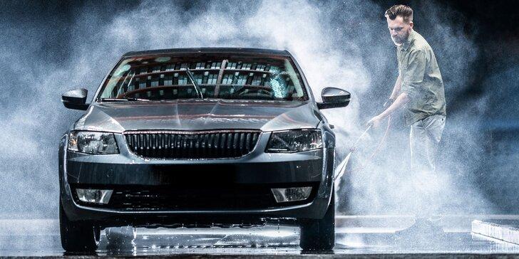 Profesionálna starostlivosť o povrchy vozidla v AUTOUMYVÁRNI KALASHNIKOV
