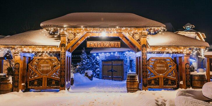 Prehliadka Nestville Distillery s degustáciou prvej slovenskej whisky: dlhá platnosť voucheru