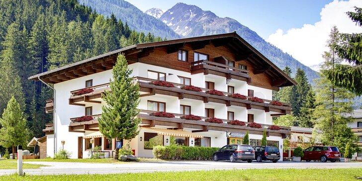 All inclusive dovolenka v Rakúsku: turistika, Krimmelské vodopády i relax v kúpeľoch Kristallbad