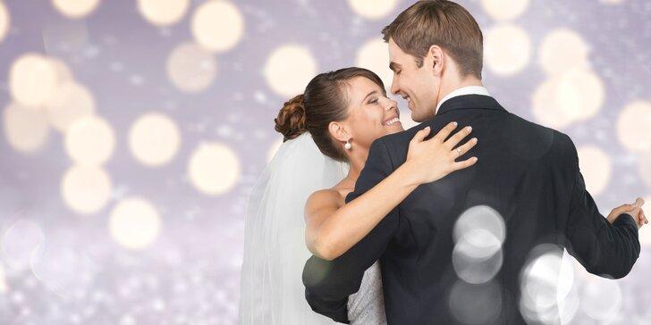 ONLINE súkromný kurz svadobného tanca s lektormi z EXCLUSIVE DANCE