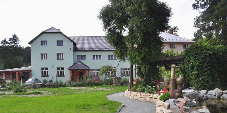 Pobyt v Moravskom krase: polpenzia i vstupy do jaskýň a na zámok