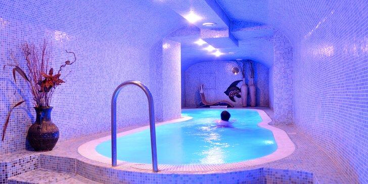 Skvelý pobyt s možnosťou privátneho wellness a vstupom na nitriansky hrad alebo letné kúpalisko