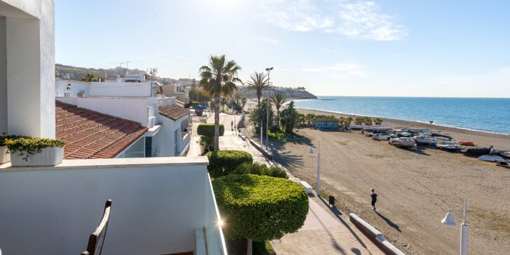 Dovolenka v Andalúzii: apartmány pri pláži, ponuka výletov s českým sprievodcom, deti do 6 rokov zdarma