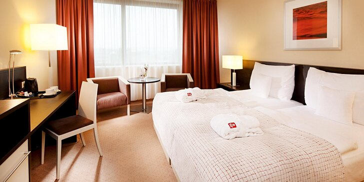 Elegantný hotel Clarion Congress Hotel Prague **** iba 15 min. od historického centra