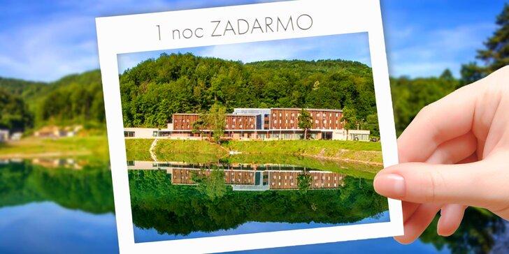 🌞 KÚP teraz, využi v LETE: Wellness pobyt v hoteli Salamandra**** v srdci Štiavnických vrchov