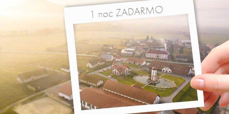 🌞 KÚP teraz, využi v LETE: Dokonalá dovolenka v rezorte Masarykov dvor***