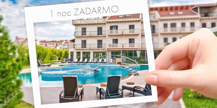 🌞 KÚP teraz, využi v LETE: Luxusný hotel v slnečnej Dalmácii s polpenziou a neobmedzeným vstupom do wellness