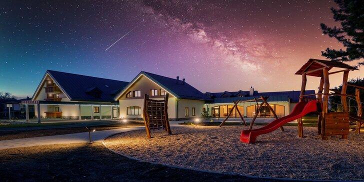 Dovolenka v novootvorenom Hoteli Demänová**** s polpenziou, wellness, aj zvýhodnenou súkromnou saunou