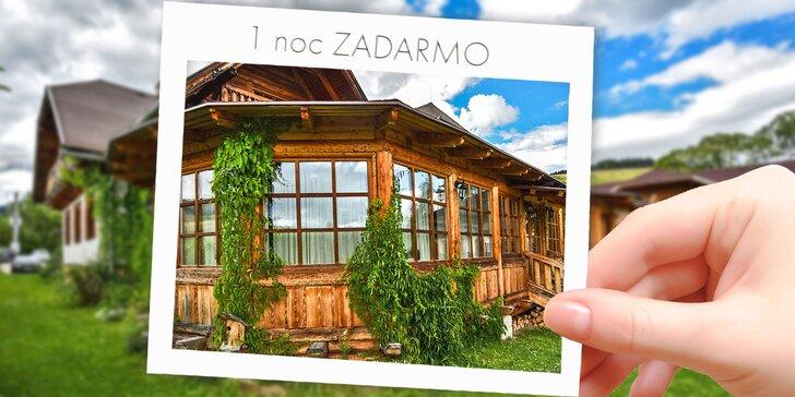 🌞 KÚP teraz, využi v LETE: Pobyt v obľúbenom vidieckom sídle Gazdovský dvor v Bešeňovej