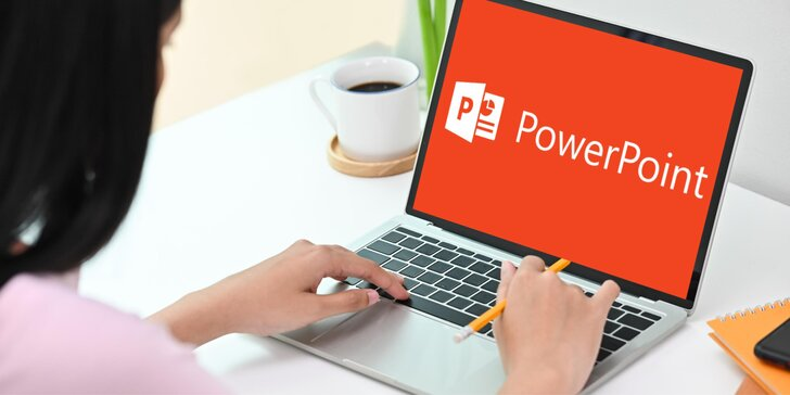 Ročný online kurz PowerPointu s certifikátom