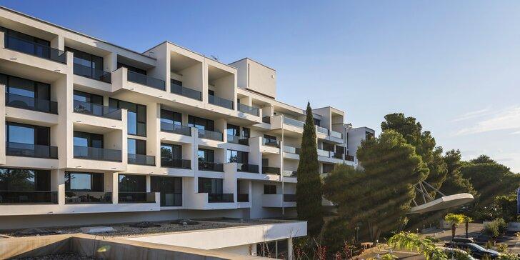 Letná dovolenka v chorvátskom Zadare: 4* hotel pri pláži, bazénový svet a all inclusive