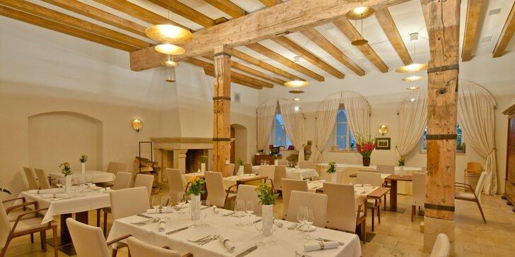 Luxusný pobyt v 5* hoteli Pałac Pakoszów: nádherné prostredie, chutná strava a vstup do SPA zóny
